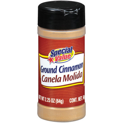Special Value Ground Cinnamon 2.25 Oz Shaker