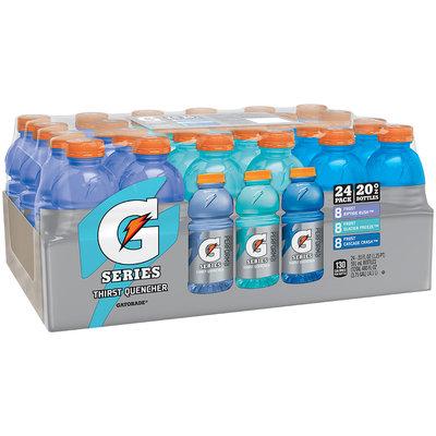 Gatorade® Frost® Riptide Rush Glacier Freeze Cascade Crush Sports Drink Variety Pack