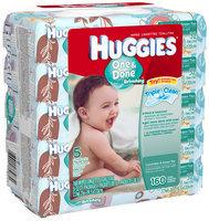 Huggies® One & Done Refreshing Baby Wipes 5 ct Packs