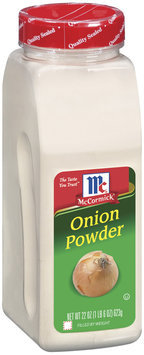 McCormick  Onion Powder 22 Oz Shaker