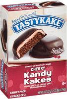 Tastykake® Cherry Kandy Kakes® Snack Cakes