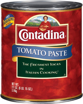 Contadina Tomato Paste Club Pack 111 oz. Can