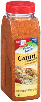 Perfect Pinch® Cajun Seasoning 18 oz. Shaker