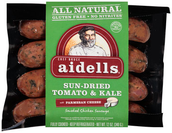Aidells® Sun-Dried Tomato & Kale Breakfast Links with Parmesan Cheese 12 oz. Pack