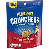 Planters Crunchers Hot n' Spicy Crispy Coated Peanuts