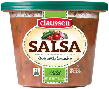 Claussen Mild Salsa 16 oz. Tub