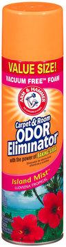 ARM & HAMMER™ Odor Eliminator Vacuum Free Island Mist Foam Carpet & Room