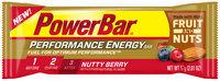 PowerBar Performance Energy Bar Fruit & Nut Nutty Berry
