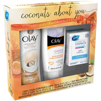Mixed Coconuts About You Holiday Pack