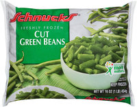 Schnucks® Freshly Frozen Cut Green Beans 16 oz. Bag