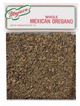 Mojave Whole Mexican Oregano .625 Oz Peg