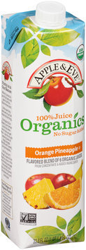 Apple & Eve® 100% Juice Organics Orange Pineapple Juice