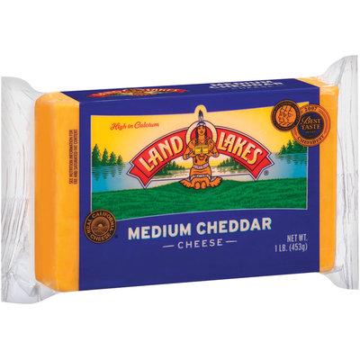 Land O'Lakes Medium Cheddar Cheese