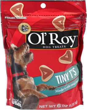 Ol' Roy® Tiny T's Dog Treats 6 oz. Pouch