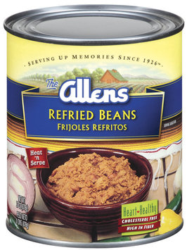 The Allens  Refried Beans 31 Oz Can