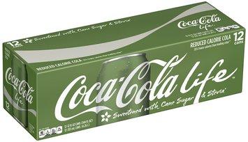Coca-Cola Life™ 12-12 fl. oz. Cans