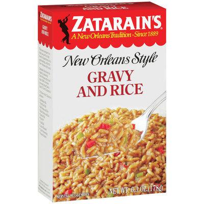 Zatarain's® Gravy and Rice Mix 7 oz. Box