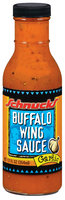 Schnucks Buffalo Wing Garlic Sauce 12 Fl Oz Glass Bottle