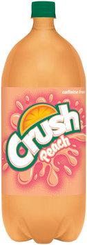 Crush® Peach Soda 2L Bottle