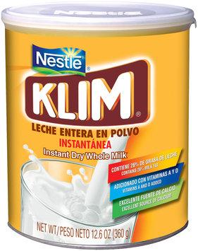 Nestlé KLIM Instant Dry Whole Milk
