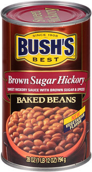 Bush's Best® Brown Sugar Hickory Baked Beans 28 oz. Can