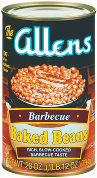 The Allens Barbecue Baked Beans 28 Oz Can