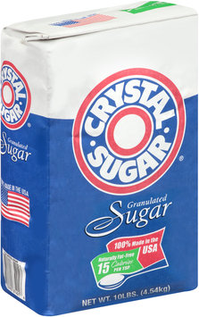 crystal sugar® granulated sugar