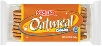 Stater Bros. Oatmeal Cookies 12 Oz Tray