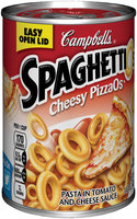 Campbell's SpaghettiOs Cheesy PizzaOs Pasta in Tomato and Cheese Sauce