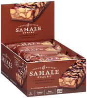 Sahale Snacks® Dark Chocolate Peanut Layered Nut Bar 12-1.4 oz. Bars