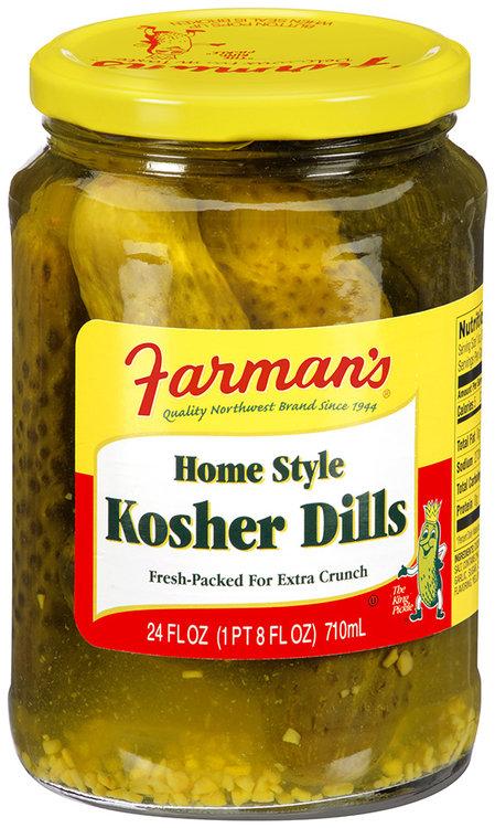 farman's® home style kosher dills