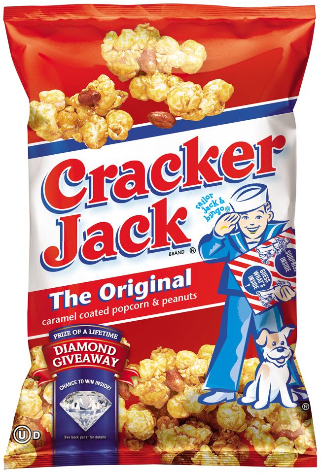 Cracker Jack® The Original Caramel Coated Popcorn & Peanuts