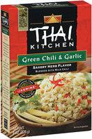 Thai Kitchen TK Green Chili & Garlic Jasmine Rice Jasmine Rices 8 Oz Box