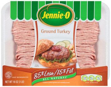 Jennie-O® 85% Lean/15% Fat Ground Turkey Breast 16 oz. Tray