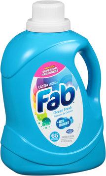 Fab® Ocean Fresh Liquid Laundry Detergent 100 fl. oz. Jug