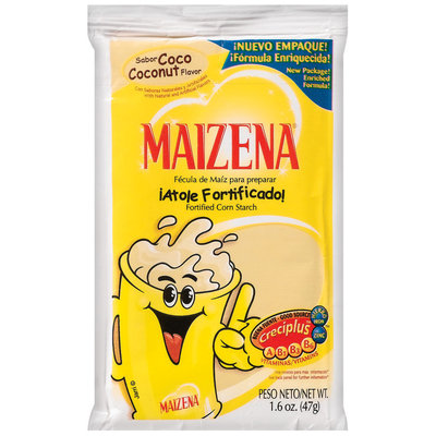 Maizena Coconut Fortified Corn Starch 1.6 Oz Packet