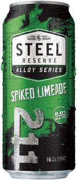Steel Reserve® Alloy Series Spiked Limeade 16 fl. oz. Can