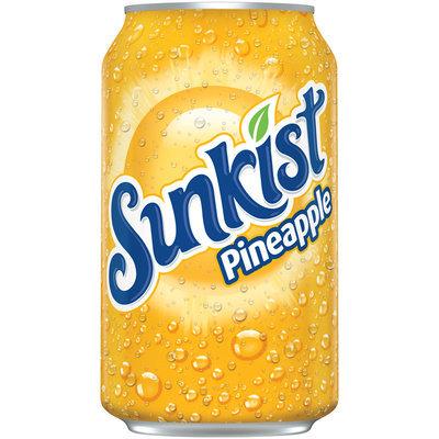 Sunkist Pineapple Soda