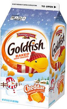 Pepperidge Farm® Goldfish® Cheddar Baked Snack Crackers 30 oz. Box