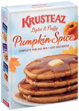 Krusteaz® Pumpkin Spice Complete Pancake Mix 16 oz. Box