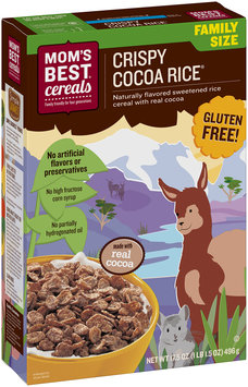 Mom's Best® Crispy Cocoa Rice® Cereal s