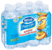 Nestlé Pure Life Peach-Mango Splash Water