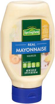 Springfield® Real Mayonnaise 18 fl. oz. Bottle