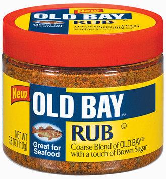 Old Bay  Seafood Rub 3.8 Oz Plastic Jar