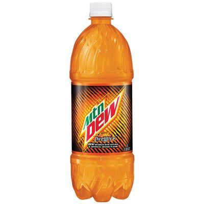 Mountain Dew® Live Wire™ 1L Plastic Bottle