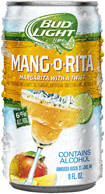 Bud Light Lime® Mang-O-Rita