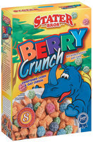 Stater Bros. Berry Crunch Sweetened Corn & Oat Cereal 15 Oz Box