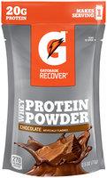 Gatorade Recover® Chocolate Whey Protein Powder