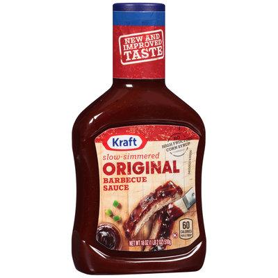 Kraft Original Barbecue Sauce 18 oz. Bottle