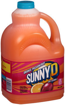 Sunny D® Orange Passionfruit Citrus Punch 1 Gal Jug